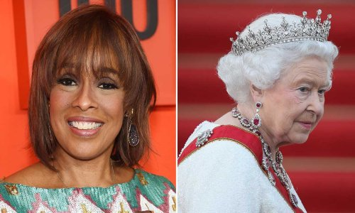 Gayle King to present new TV special on the Queen
