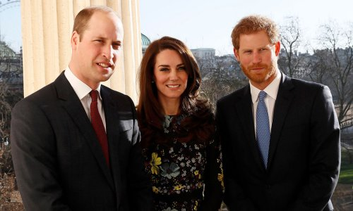 Kate Middleton to join William and Harry at Princess Diana's statue unveiling - report