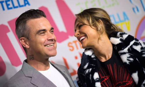 Ayda Field's son Beau has the cutest curly hair in adorable new photo