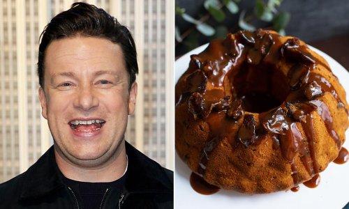 Jamie Oliver's Thanksgiving recipe has a very British twist