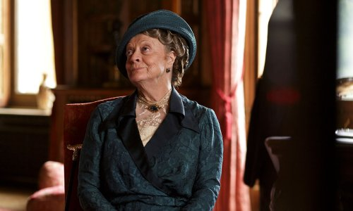 Meet Downton Abbey star Dame Maggie Smith's family – and you may recognise her sons