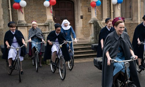 Call the Midwife viewers blown away by 'incredible' new character