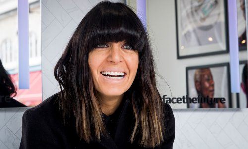 Claudia Winkleman floors fans with stunning outfit for Strictly launch