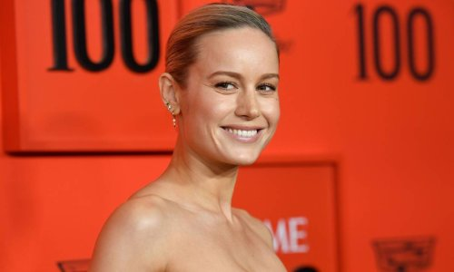Brie Larson channels Bridgerton in corset top - and leaves fans asking the same thing