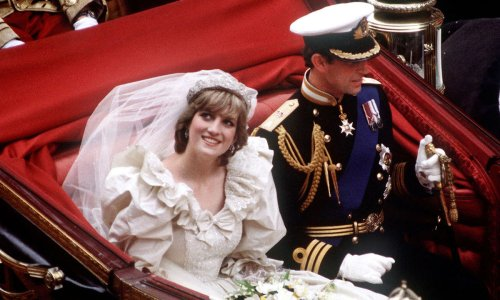 Princess Diana and Prince Charles' wedding day as you've never seen it – unearthed videos