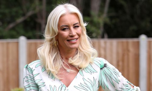 Inside Cooking With the Stars' Denise Van Outen's love life