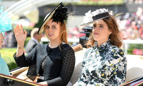 Why Princess Beatrice's birth story is so different to sister Eugenie's