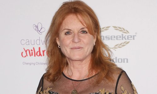 Sarah Ferguson's touching gift to the Queen revealed