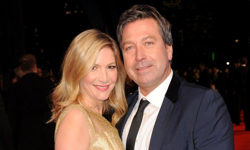 Lisa Faulkner and John Torode's romantic wedding was a fairytale – photos and details