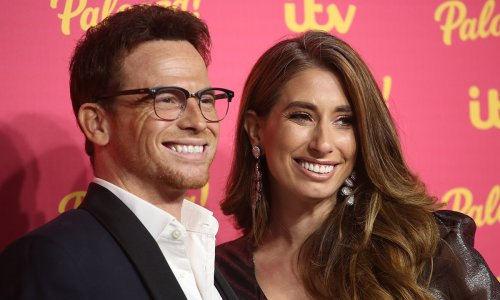 Joe Swash shares very rare photo of sister – and you might recognise her!