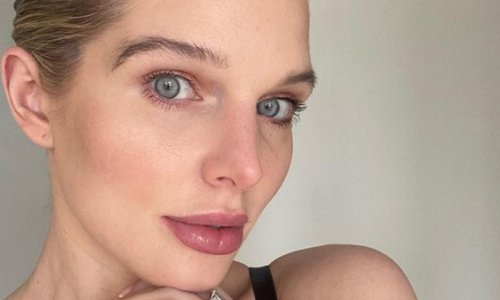 Helen Flanagan's sleek new bob makes us want to go for the chop