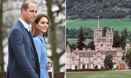 Kate Middleton and Prince William to spend more time at Queen's home