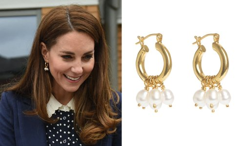 Love Kate Middleton's Freya Rose earrings? Here's how to get them – and similar pairs!
