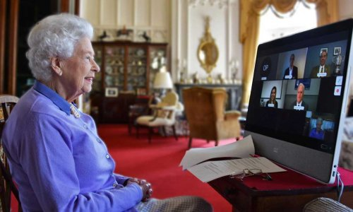 The Queen has the best reaction as she discovers she made history at the age of 14