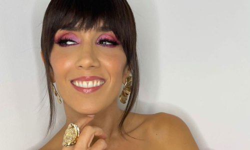 Janette Manrara embraces former Strictly partner as they reunite for night out