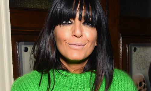 Claudia Winkleman wore Marks & Spencer on the Strictly results show