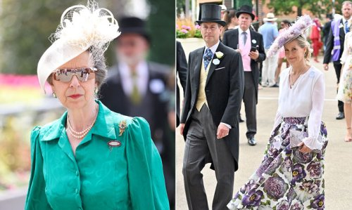 Duchess Camilla, Sophie Wessex and more wow on day two of Royal Ascot - live updates