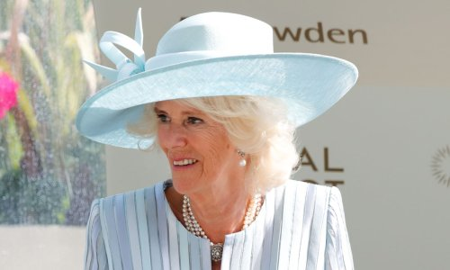 Duchess Camilla dazzles at Royal Ascot - and wait 'til you see her hat!