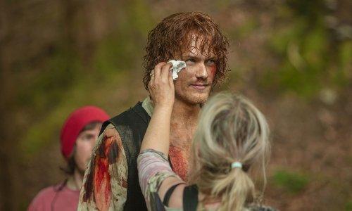 Outlander's Sam Heughan reveals surprising reason behind season six reshoots