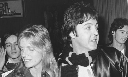 Paul McCartney remembers late wife Linda on special day