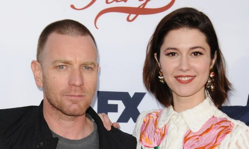 Ewan McGregor makes emotional dedication to baby boy with Mary Elizabeth Winstead at 2021 Emmys
