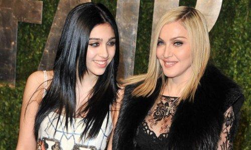 Madonna's daughter Lourdes Leon looks sensational in tiny green bikini