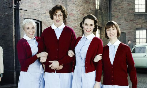 This Call the Midwife star's next major role looks brilliant