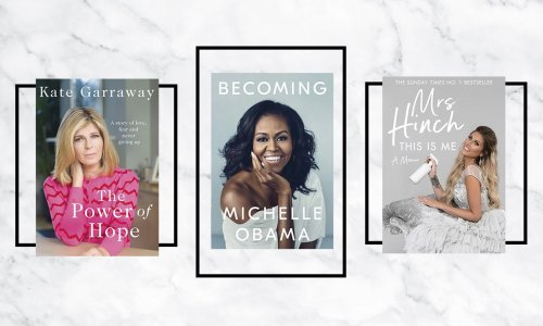 16 celebrity autobiography books you won't want to put down