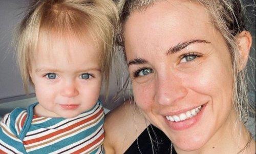 Gemma Atkinson reveals parenting triumph following debate