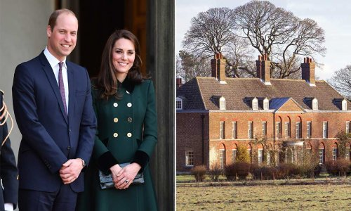Kate Middleton and Prince William request help at country home