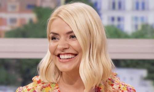 Holly Willoughby posts rare photo with lookalike dad – fans notice uncanny resemblance