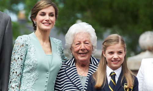 Queen Letizia of Spain's grandmother dies at the age of 93 - report