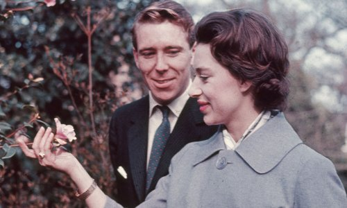 The heartfelt meaning behind Princess Margaret's engagement ring