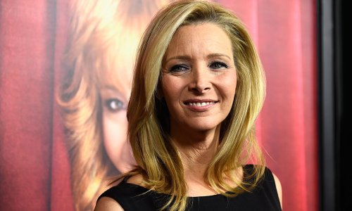 Friends star Lisa Kudrow 'cries' as she announces incredible news concerning her son Julian