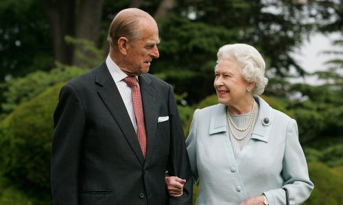 The Queen's secret message to beloved Prince Philip in funeral wreath revealed