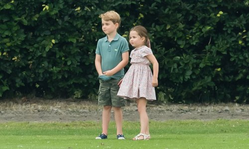 Royal fans all saying the same thing about Prince George and Princess Charlotte after new picture emerges