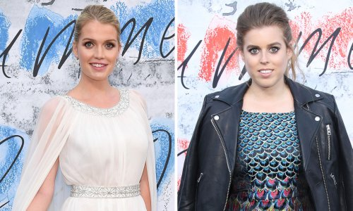 Was Lady Kitty Spencer's honeymoon inspired by Princess Beatrice?