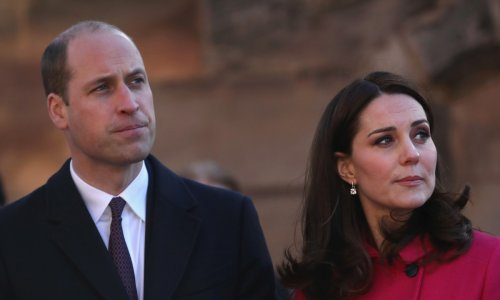 Duke and Duchess of Cambridge share emotional statement after tragic event