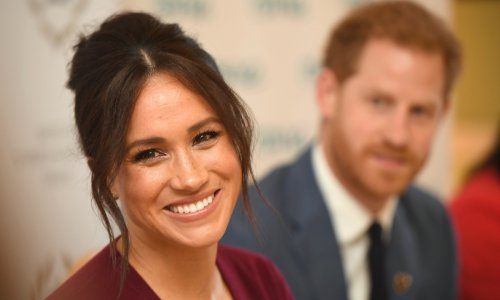 Meghan Markle just baked the most incredible lemon cake