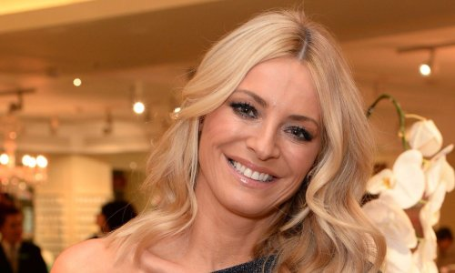Tess Daly stuns in statement coat for date with Vernon Kay