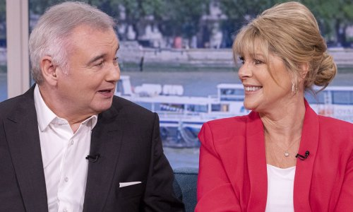 Ruth Langsford and Eamonn Holmes clash over alcohol