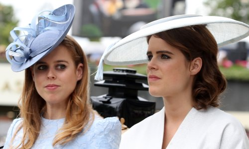 Why Princess Beatrice lives in a palace but sister Princess Eugenie doesn't