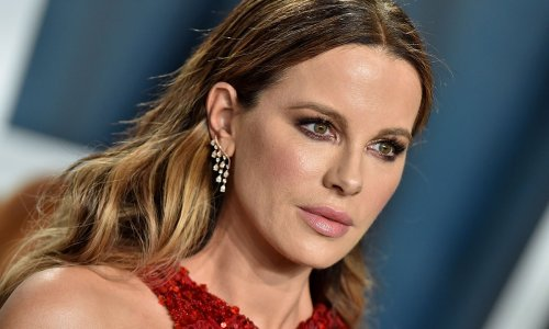 Kate Beckinsale unveils dramatic hair transformation for new action film role