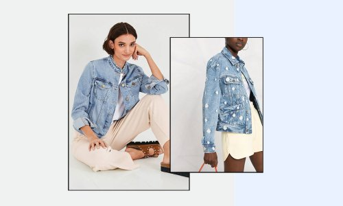 12 of the most stylish denim jackets to throw on over everything this summer