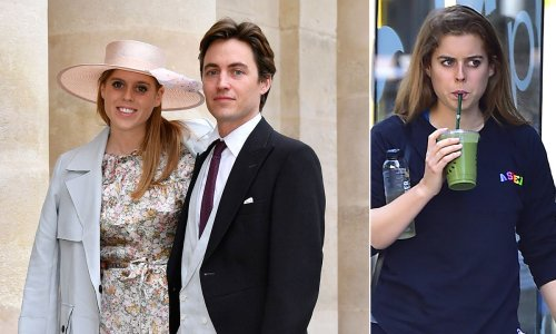 Princess Beatrice's pre-wedding diet revealed - and it's surprising