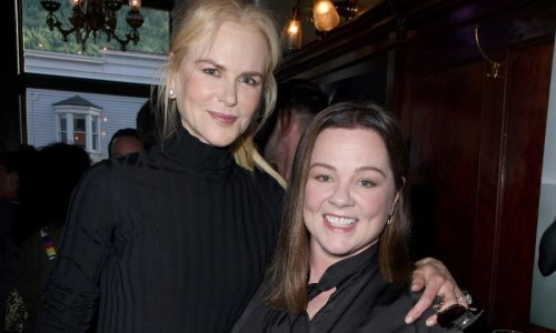 Melissa McCarthy's epic prank on Nicole Kidman will leave you in stitches