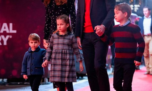 Prince Louis hasn't reached this royal milestone yet