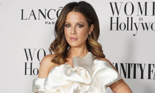Kate Beckinsale makes an ultra glam transformation you'd never expect
