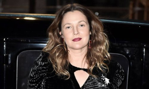 Drew Barrymore's fans rush to support her after emotional message