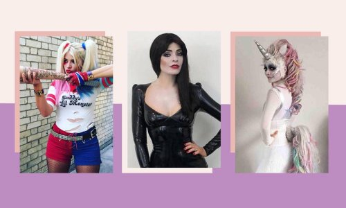 Holly Willoughby's 10 most iconic Halloween costumes through the years